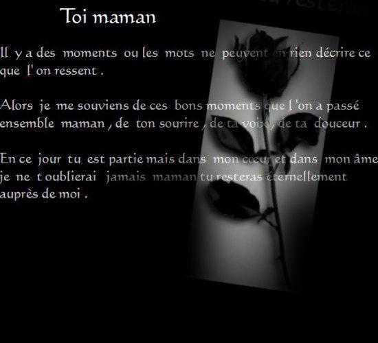 Proverbe Damour Pour Sa Maman Message Pour Sa Maman Malade